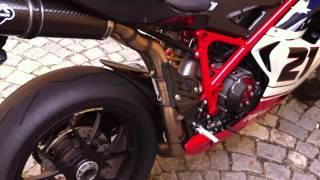 Ducati 1098R Troy Bayliss Limited Edition