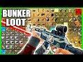 raiding RICH HIDDEN LOOT room BUNKER BASE design!? - vanilla (Rust Solo Duo Gameplay + PvP Raids) MP3