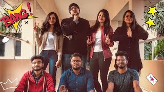 MAHARAJ - College Scene 2 [Official Music Video]    New Hindi Rap Songs 2019   Indian Hip Hop   ITER