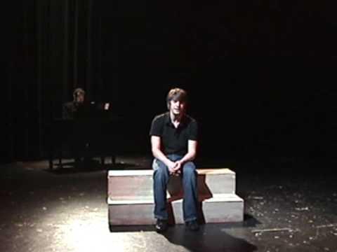 Grown Up Christmas List Baylor Theatre Brandon Woolley