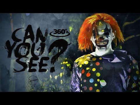 360微電影】【can u see 360? 】 【本片含有驚嚇成份 膽小勿看】