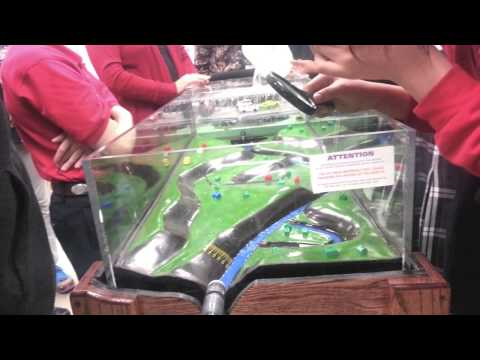 Fulton Science Academy Private School Stormwater Floodplain Simulation