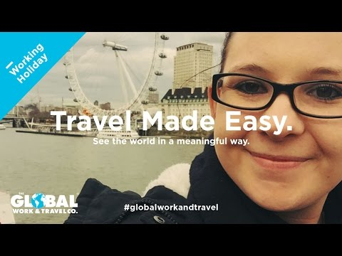 Working Holiday in the UK with Hayley - The Global Work & Travel Co. Reviews