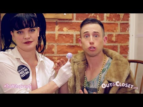 (One Stop) Thrift Shop - [Macklemore Parody/Out of the Closet]