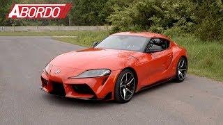 Primer Vistazo: Toyota Supra 2020 | A Bordo