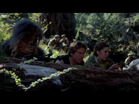 Return of the Jedi Chewbacca Supercut