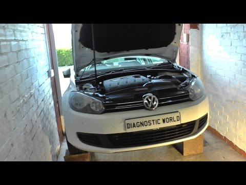 VW Golf Mk6 Oil Change Guide (2008 - 2013)