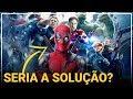 VINGADORES 4: Seria Deadpool a solução? Disney comprou FOX? MP3