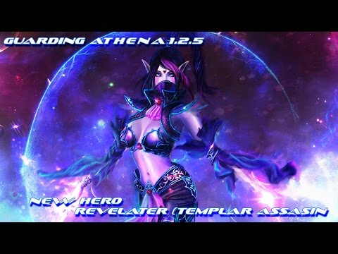 GUARDING ATHENA 1.2.5 NEW HERO REVELATER