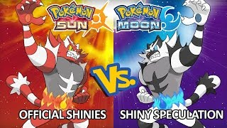 Pokemon Sun & Moon: Final Starter Evolutions Official Shinies Revealed - and How to Make Them Better