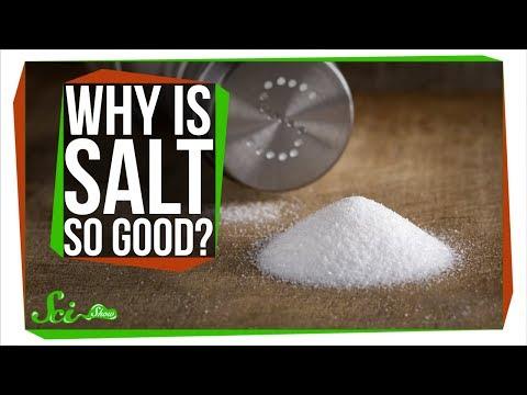 Why Does Salt Make Food Taste Better?