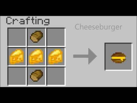 Minecraft Some Crafting Ideas