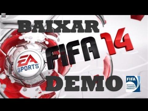 COMO BAIXAR DEMO FIFA 2014 I COMPLETO OFICIAL HD