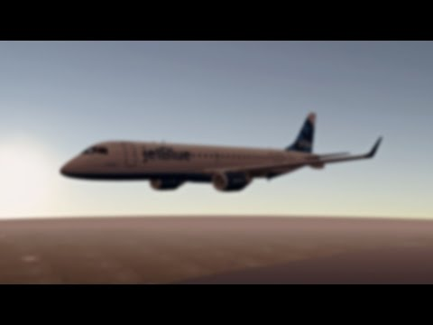 Infinite Flight :: KSAN to KLAX // Embraer ERJ-190