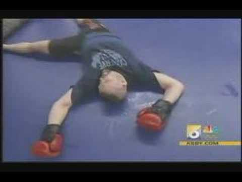 Chuck Liddell and Ryan Foran part 2 Image 1