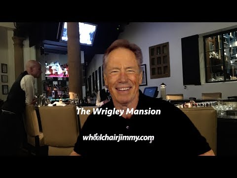 The Wrigley Mansion Phoenix. AZ - Wheelchair Accessibility Review