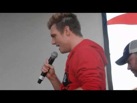 Bang Bang - Nick Carter - Don't Forget the Lyrics - BSB Cruise 2014