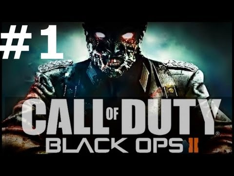 Call of Duty: Black Ops 2 Walkthrough Part 1 gameplay review lets play [HD] campaign mission 1