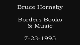 Watch Bruce Hornsby Hot House Ball video
