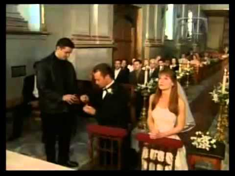 La Intrusa (2001) - La boda de Virginia y Danilo (1/2)