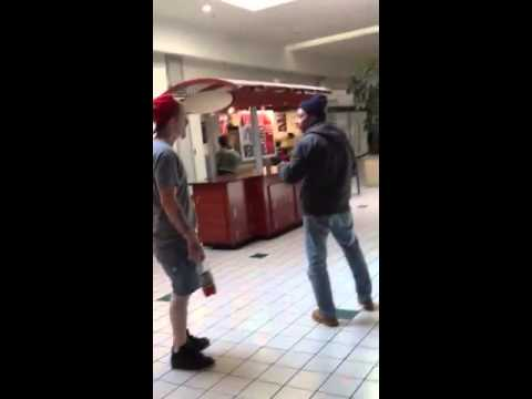 https://www.facebook.com/youngfate18 Young Fate knocks dude out for hitting a female in East Point Mall in Baltimore / Dundalk!