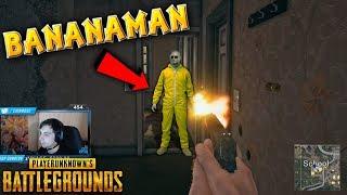BEST BANANAMAN AND SHROUD MOMENTS! | PUBG Funny Moments
