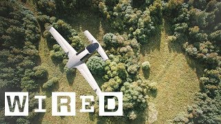 Lilium's Flying Jet-powered Taxi Completes Its First Test Flights Over Germany | WIRED UK