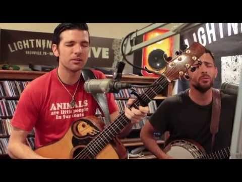 The Avett Brothers - I Wish I Was Live