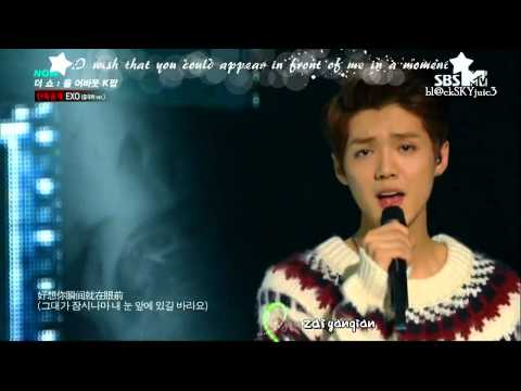 Exo Miracles In December  E D  E Ba C E C  E A  E A  E Bf Bsembilan Chinese Version Co Doovi
