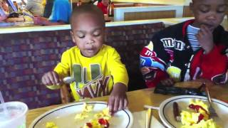 Stay at home dad: Ihop
