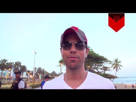 Enrique Iglesias - Bailando (English) Video - Behind the Scenes Powered by Atlantico
