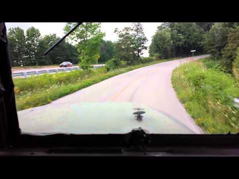 M35A2 deuce split shifting transfer whistler turbo