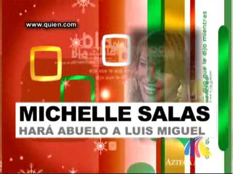 Ya nació el segundo hijo de Luis Miguel y Aracely Arámbula Video