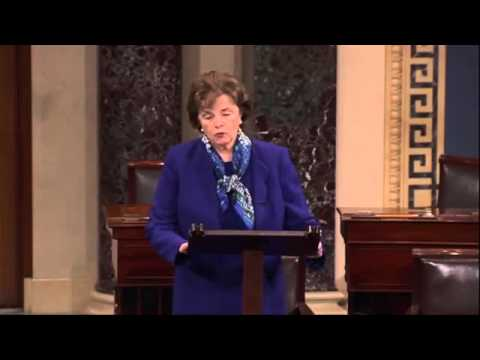 Jewish supremacist Sen Feinstein wants to cry consituion as CIA spies on the traitors in our govt