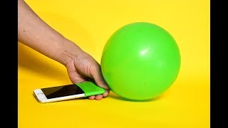 10 AWESOME BALLOON HACKS!