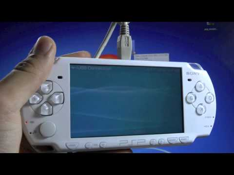 PSP Module Checker - Find Out What Model PSP You Have For Custom Firmware/Downgrades
