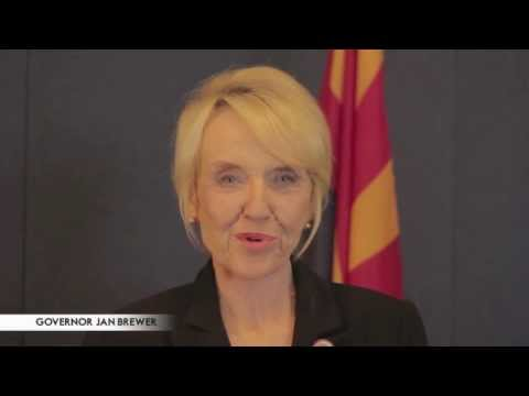 Governor Jan Brewer on Foster Awareness