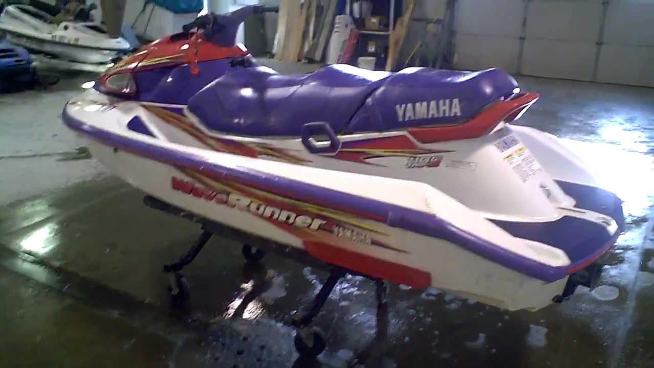 Yamaha Wave Venture Review