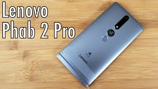 Lenovo Phab 2 Pro with Google Tango: Augmented Reality is Rad