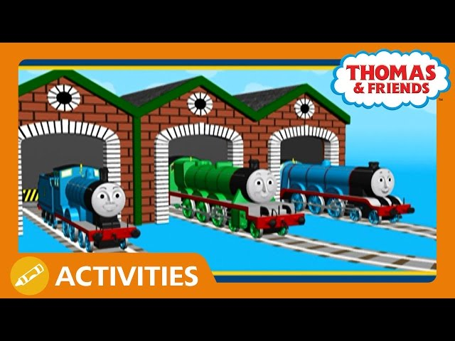 Thomas & Friends UK: Getting There