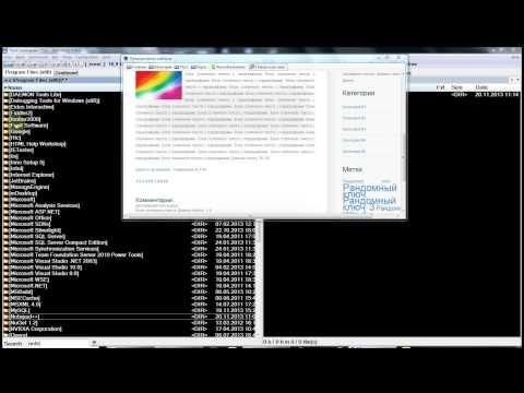 PandoraBox. Новая фича: Предпросмотр шаблона в плагине для notepad++