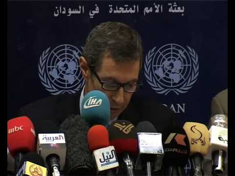 UNMIS Press Conference - UNHCR Operations In Sudan