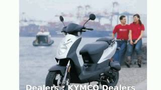 2009 KYMCO Agility 50 - Review, Features - motosheets