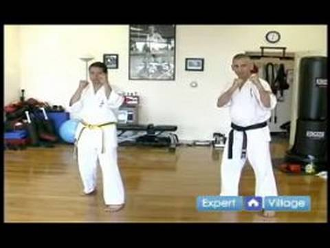 Beginner Kyokushin Karate Techniques : Basic Kyokushin Karate Stances Image 1