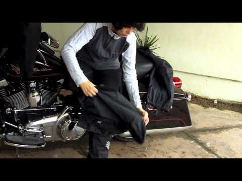 Motorcycle Rain Gear Part 1