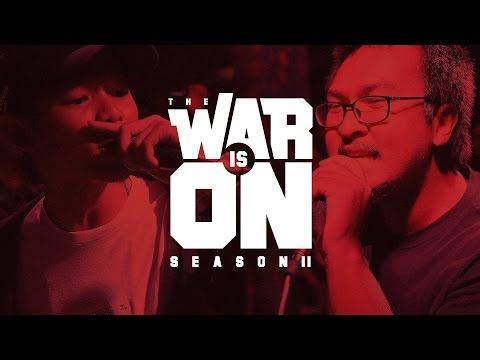 THE WAR IS ON SS.2 EP.3 - HALIBAVG VS REPAZE | RAP IS NOW