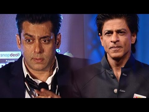 Shah Rukh Khan Accepts Bigg Boss Salman Khan's Invitation
