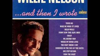 Watch Willie Nelson Touch Me video