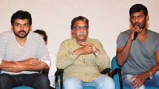 We are ready to Face Sarath's Case: Vishal | Kollywoodgalatta