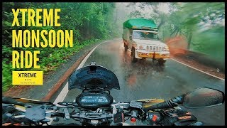 Monsoon Ride via Amboli Ghat | Goa | Maharashtra |